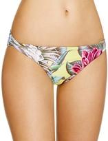 Mara Hoffman Cactus Floral Reversible Bikini Bottom