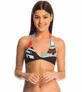 Fox Divizion Fixed Halter Bikini Top 8142448