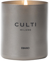 Culti Scented Candle in Glass - 235g - Ebano