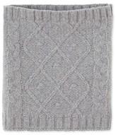 Petit Bateau Kids cable knit snood