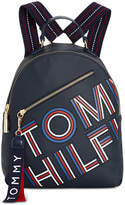 Tommy Hilfiger Adari Coated Twill Backpack, Created for Macy's