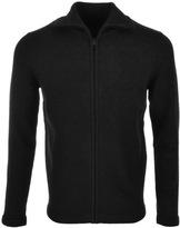 Antony Morato Full Zip Knit Jumper Black