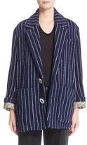 Undercover Women's Stripe Blazer