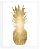 Oliver Gal Pineapple (Framed)