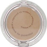 Prestige Touch Tone Cream to Powder Make-Up Compact Creme CM-04A Brown Sugar
