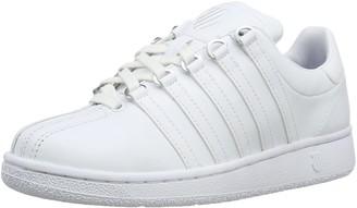 K-Swiss Classic VN Sneaker Size 10 White/White