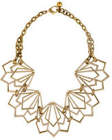 Lulu Frost Portico Crystal Statement Necklace