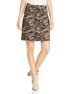 Jag Jeans Ashley Camo Print Skort