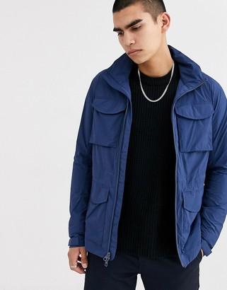 Timberland Mount Bigelow field jacket-Blue