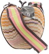 Missoni Knit Apple-Shaped Crossbody