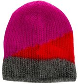 Roseanna Colorblock Knitted Beanie