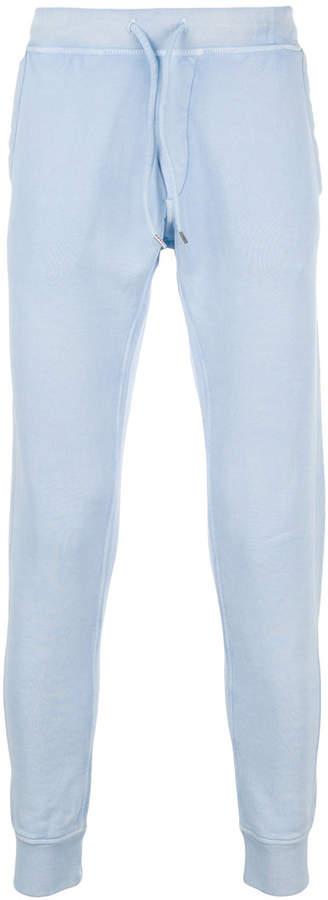 DSQUARED2 seam detail track pants