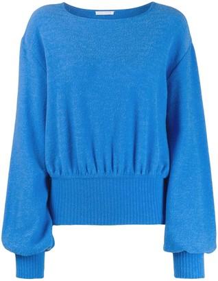 Societe Anonyme Wide Sleeved Sweatshirt