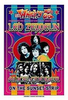 Loren The Poster Corp Led Zeplin and Alice Cooper Poster Print by Dennis