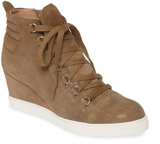 Linea Paolo Fenton Wedge Sneaker