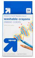 up & up Washable Crayons, 24ct