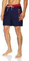 Tommy Hilfiger Tommy Men's Wcc Logo Swim Shorts