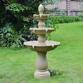 Kenroy Home Sherwood Outdoor Floor Fountain