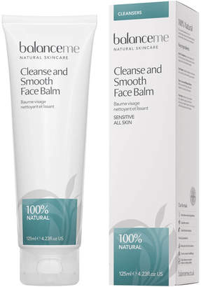Balance Me Cleanse and Smooth Face Balm 125ml