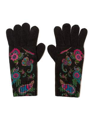 Desigual Women's Gloves Anubis