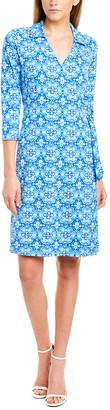 J.Mclaughlin Lila Catalina Cloth Wrap Dress