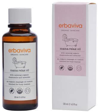Erbaviva Pregnancy Massage Oil, 4 fl oz