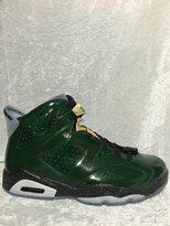 Jordan Men's Nike Air 6 Retro - 8.5 - 384664 350
