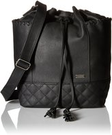 Roxy Time for Dancing Cross Body Bucket Handbag