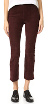 Vince Stretch Suede Leggings