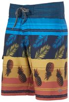 Ocean Current Men's Colada Pineapple Board Shorts