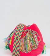Jardin Del Cielo Neon Brights Small Mochilla Bag