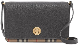 Burberry small Vintage check panel crossbody bag