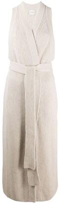 Le Kasha Roslyn long-line cardigan