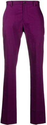 Etro Straight-Leg Trousers