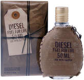 Diesel Men's 1.7Oz Fuel For Life Homme Eau De Toilette Spray