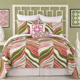 Trina Turk Tiger Leaf Standard Pillow Sham