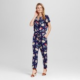 ISANI for Target Women's Floral Printed Jumpsuit