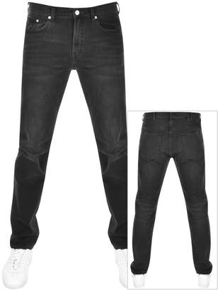 Paul Smith Tapered Fit Jeans Black