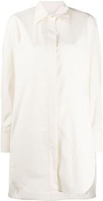 L'Autre Chose Oversized Tunic Shirt