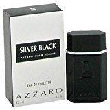 Azzaro Silver Black by Mini EDT .23 oz