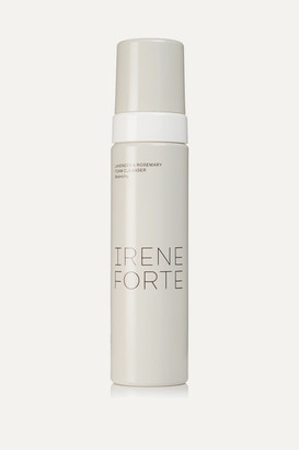 IRENE FORTE Net Sustain Balancing Lavender & Rosemary Foam Cleanser, 200ml
