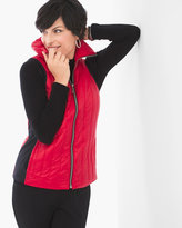 Chico's Whitley Puffer Vest