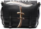 Loewe Mushroom Military Messenger Bag