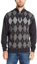 Cutter & Buck Men's Blackcomb Half Zip Sweater