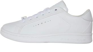 Skechers Junior Omne Class Star Trainers White