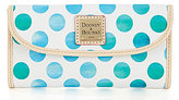 Dooney & Bourke Dots Collection Continental Clutch