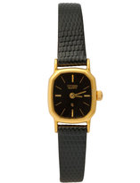 American Apparel Citizen Reptile Skin Ladies' Leather Band Watch