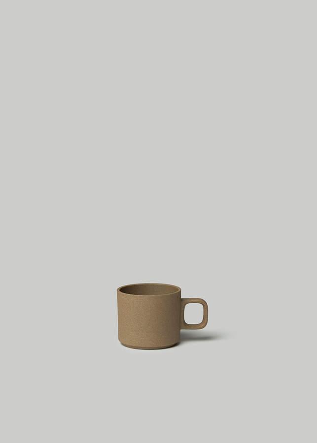 Hasami Porcelain Small Mug in Natural