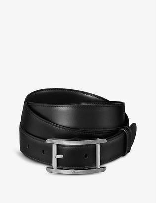 Cartier Tank de leather belt