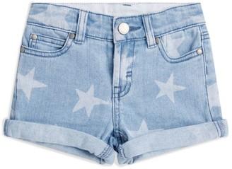 Stella McCartney Star Denim Shorts